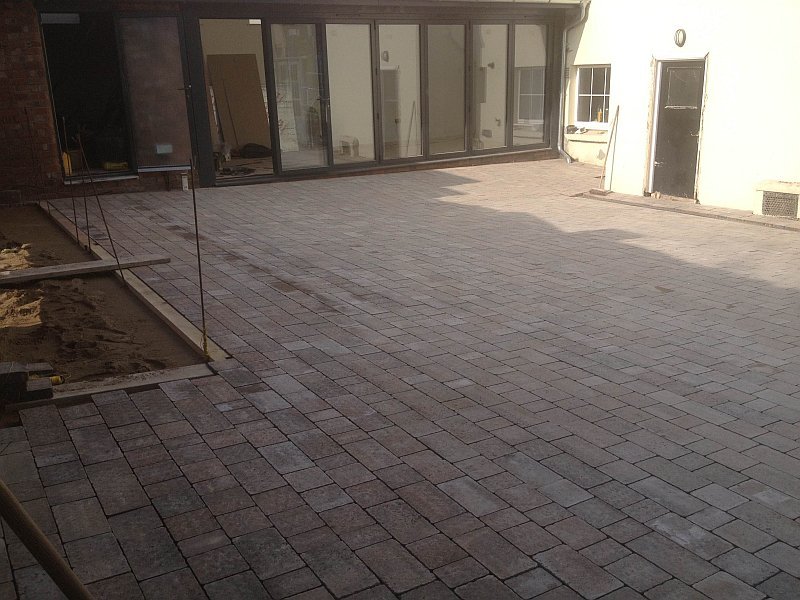 Driveway Blockpaving Services