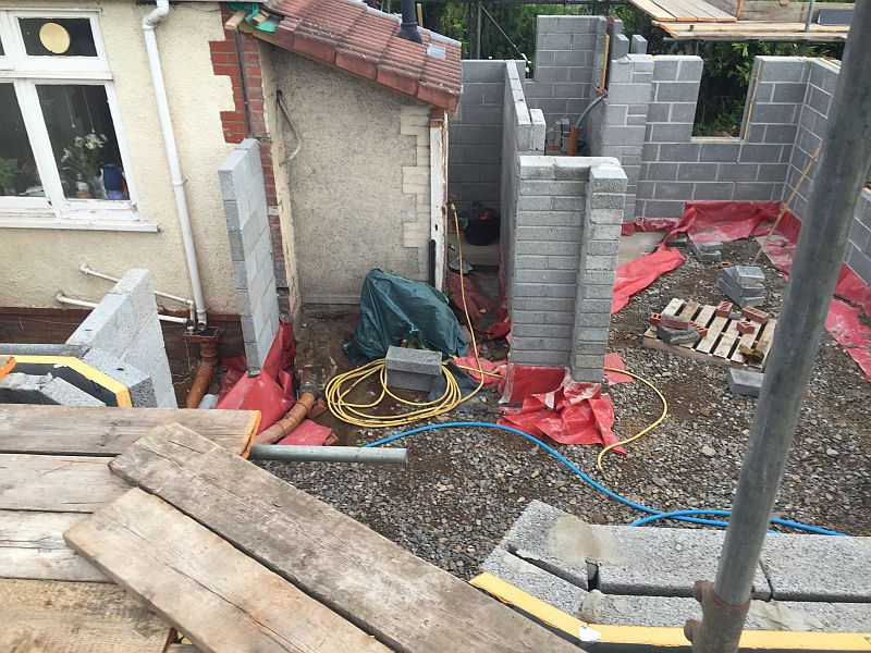 Extension Foundations and Blockwork
