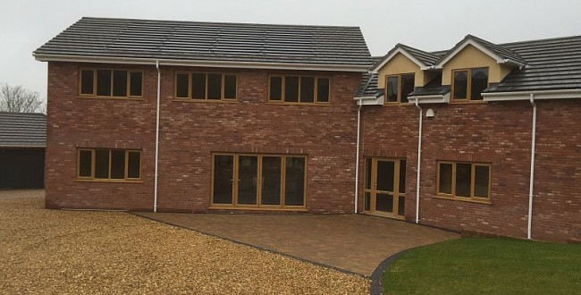New Build construction services in Somerset
